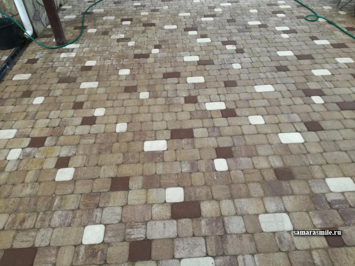 Тротуарная плитка самара