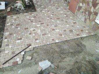 Тротуарная плитка коллекции «Классико»