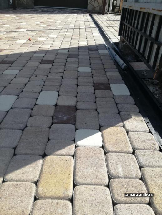 тротуарная плитка кватрочентро