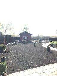 подготовка почвы под газон